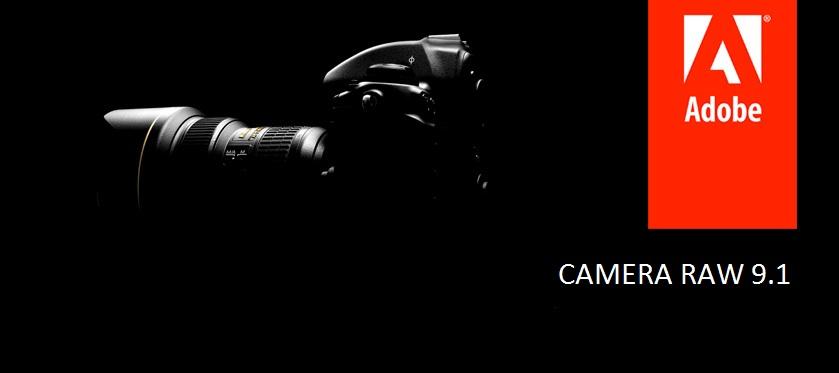 Adobe Camera Raw 9.1
