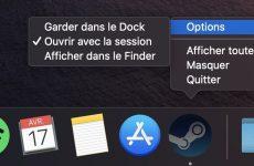 Empêcher ouverture application Mac