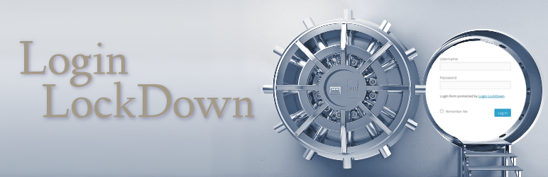 Login LockDown, pour sécuriser son site wordpress